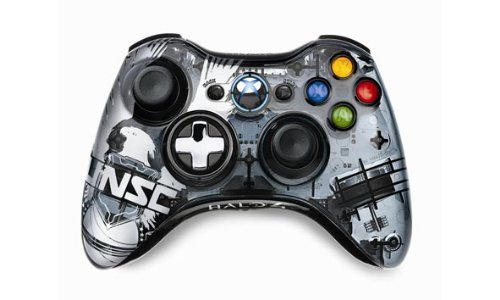 Halo 4 Limited Edition17 Mode Drop Shot, Quick Scope, Auto Aim, Dual Rapid Fire, Reprogrammable Xbox 360 Modded Rapid Fire Controller Mw3 Black Ops Mw 2