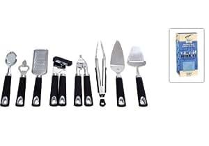 8pc Stainless Steel Kitchen Tool Set - KTUT8