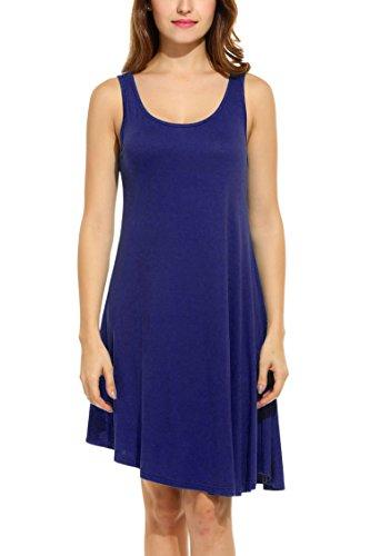 一過性クール引き潮SE MIU DRESS レディース US サイズ: L カラー: パープル