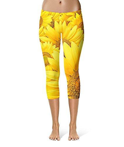 Sunflower Costume with Leggings - 1