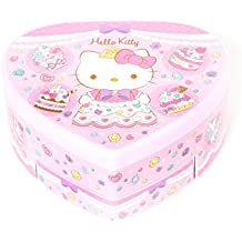 Hello Kitty Sanrio Musical Jewelry Case:Gift