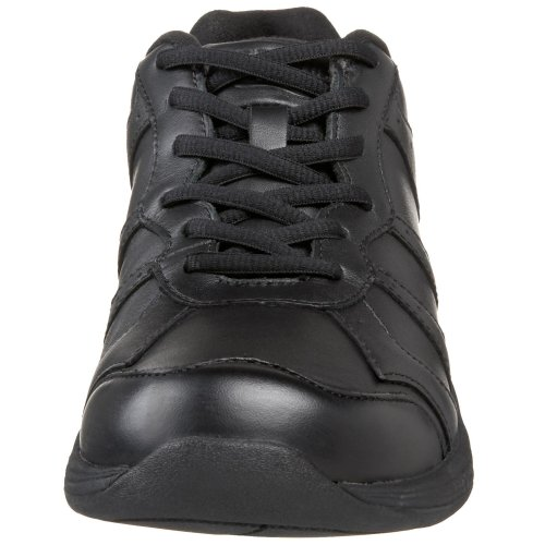 Drew Shoe Mujeres Hara Sneaker Black Leather
