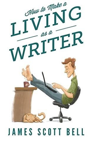 book cover of How to Make a Living as a Writer