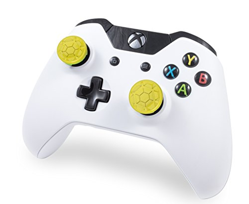 KontrolFreek 8008-XB1 Striker Thumbsticks for Xbox One Yellow