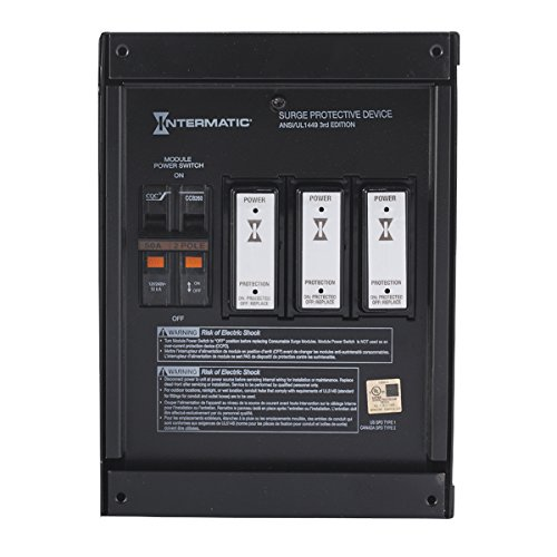 Protection Kit Surge - Intermatic Smart Guard IG2240-IMSK Whole Home Surge Protector