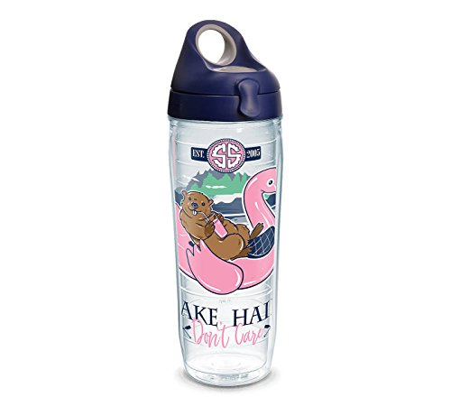 Tervis Water Bottle Simply Southern Lake Hair do not Care,Multi-color by Tervis