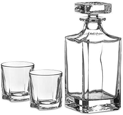 【Artesanía de primera calidad】: Todos nuestros recipientes de cristal hechos del mejor vidrio ultra