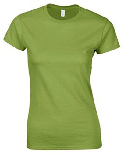 Donna Kiwi Gildan t shirt Donna shirt Gildan t Kiwi t Gildan Cqazx