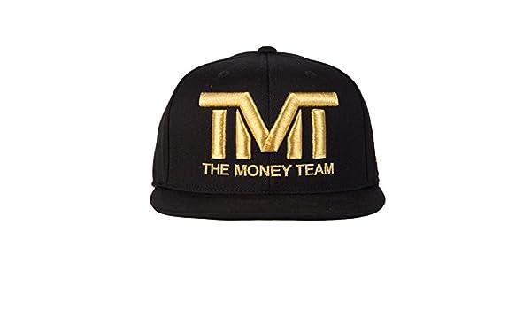 El equipo de dinero hombre Courtside Gold (ajustable) ajustable ...