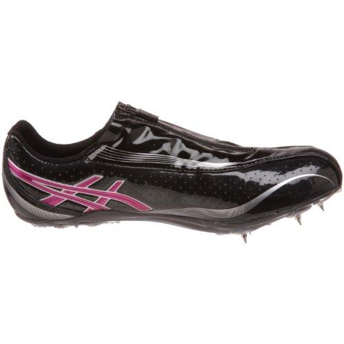 Asics Donna Prima Diva Sprint 2 Track And Field Shoe Titanio / Fucsia / Argento