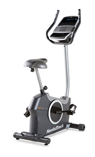NordicTrack Gx 2.7 U Exercise Bike Icon Health and Fitness - IMPORT