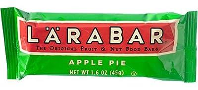 Larabar Apple Pie Caddy Size 16ct Larabar Apple Pie Caddy 16ct