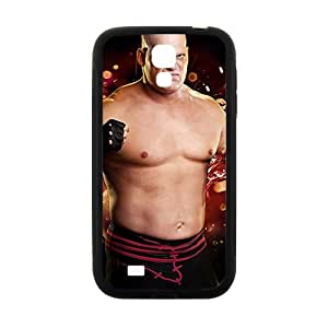 WWE Wrestling Fighter Black Phone Case for Samsung Galaxy S4