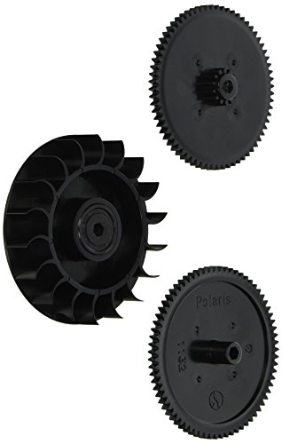 Zodiac 9-100-1132 Drive Train Gear Kit with Turbine Bearing Replacement (Turbine Polaris)