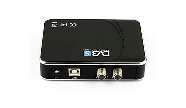 DRIVERS: DIGITAL SATELLITE USB2.0 TV BOX DM04