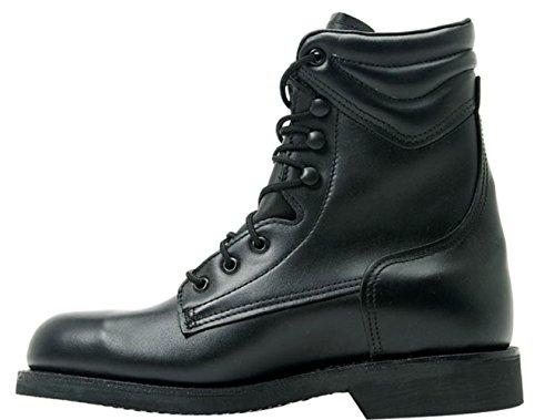 P W Minor Hercules Men S Work Boots Black Steel Toe St