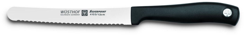Wusthof Silverpoint II 4.5-Inch Serrated Brunch Knife