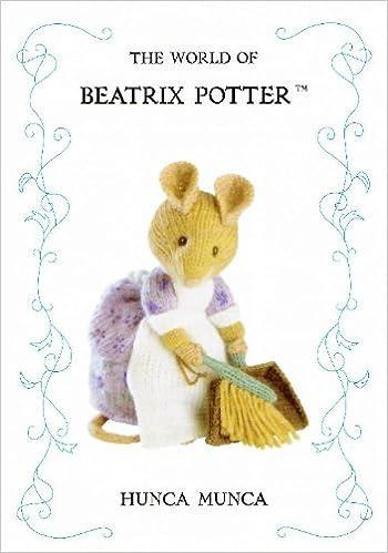 The World Of Beatrix Potter Hunca Munca Knitting Pattern Amazon