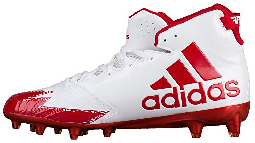 Performance X Football Freak Mid Red Red Men's adidas Shoe Carbon White dqg4TdA