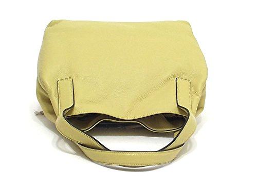 Coccinelle borsa donna, BE5 MILA,110201, borsa a spalla pelle, giallo E8102