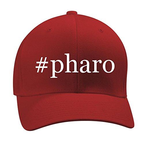 #pharo - A Nice Hashtag Men's Adult Baseball Hat Cap, Red, (Accessories Pharos)