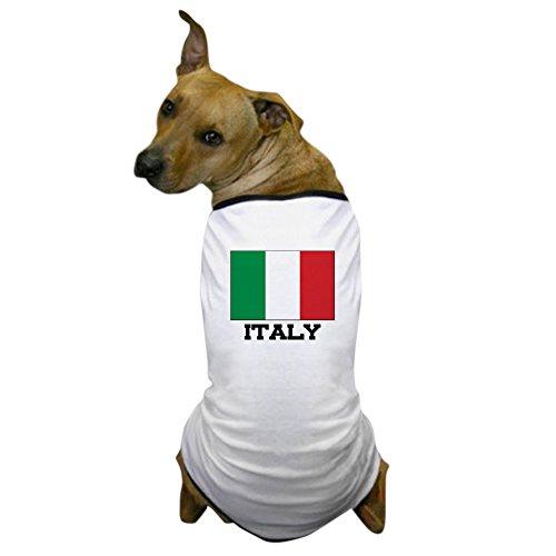 National Italy Women Men Of And Costume (CafePress - Italy Flag Dog T-Shirt - Dog T-Shirt, Pet Clothing, Funny Dog)