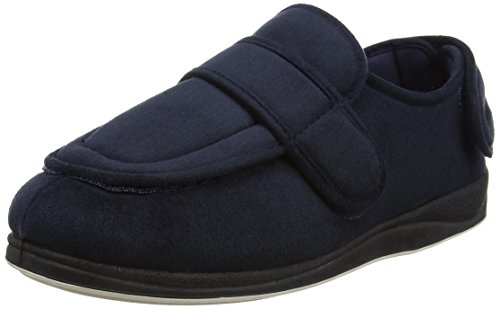 Wrap Padders Navy Slippers Mens Blues 4BY7z