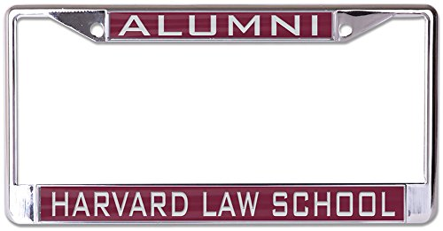 Amazon.com : WinCraft Harvard Law School NCAA Inlaid Metal License ...