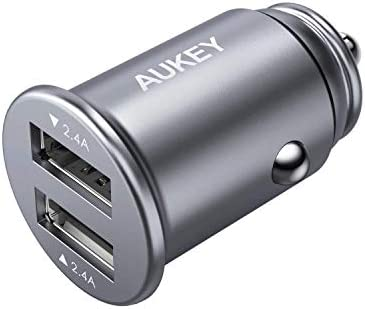 AUKEY Charger Output Aluminum Samsung