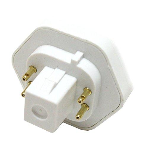 Eiko 49265 - TT26/27 Triple Tube 4 Pin Base Compact Fluorescent Light Bulb - by Eiko (26w Fluorescent Compact Plug)