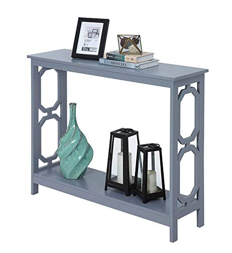 (Convenience Concepts Omega Console Table,)
