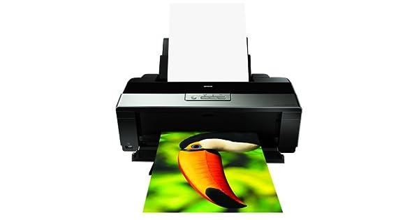 Amazon.com: Epson Stylus Photo R1900 impresora Gran Formato ...