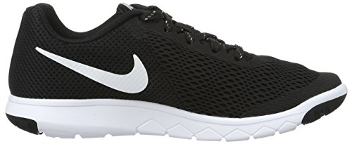 Nike 844729-001, Zapatillas de Running Niñas Multicolor (black/white)