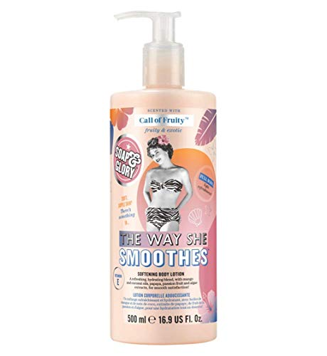 Fruity Body - Soap & Glory Call of Fruity The Way She Smoothes Body Lotion 16.9oz