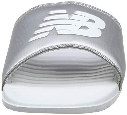 Silber Erwachsene SD130SB1 Unisex Silver Balance Sneaker New w8SHXv6qS