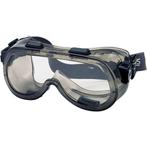 MCR Safety Verdict Goggles, Foam Lined (20 Pack)