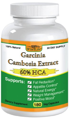 Garcinia accéléré Natural Weight Loss - 180 Vcaps - 1500 mg