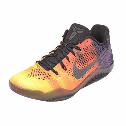 nero Basket total Rosso hyper Kobe Uomo viola Black Crimson Scarpe Xi Nike Da Violet Awn16q74w
