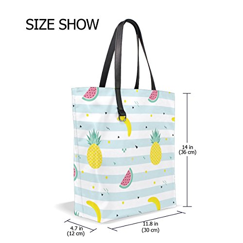 Shoulder Bag Women for Sunflower Art Retro Tote Multi3 Girls Purse Bag Hengpai qBZwY0S
