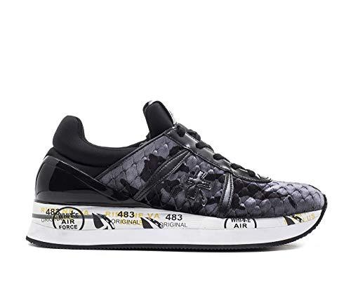 Sneakers Collezione A Nero Nuova ModLiz 19 Bianco Premiata i 2018 Donna R5Aq43jL