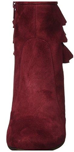 Donna Chie Stivali Rosso granate Acha Granate Mihara Ante t8R8gZ