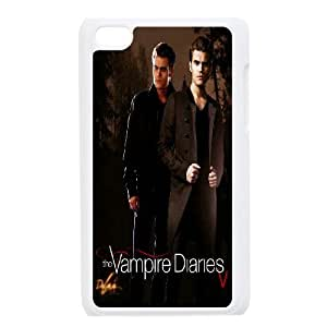 Custom Case The Vampire Diaries for Ipod Touch 4 T3Z3248939