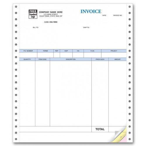 Continuous Invoice - 7
