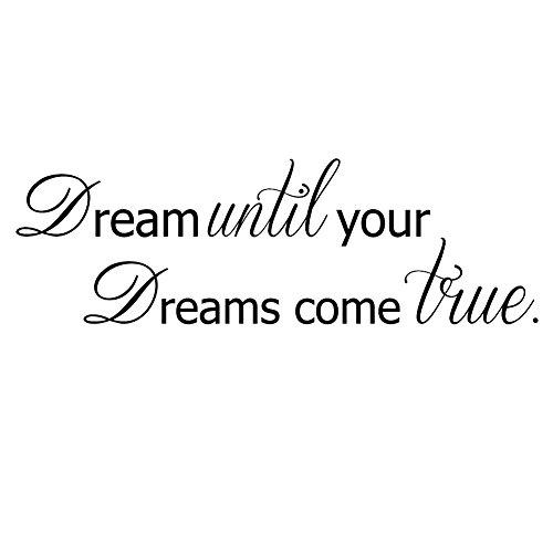 Dream Until Dreams Vinyl Sticker product image