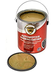 Woolwax Lanolin Auto Undercoating Gallon. Straw (Clear)
