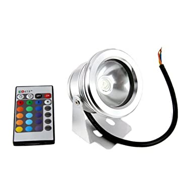 amzdeal® Bombillas led, RGB Iluminacion led, downlight led, lampara led, luz