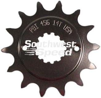 1993 Kawasaki Ninja 500 EX500A Front Sprocket 16 Tooth