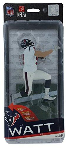 McFarlane Toys NFL Houston Texans Sports Picks Series 36 JJ Watt Action Figure [White Pants]