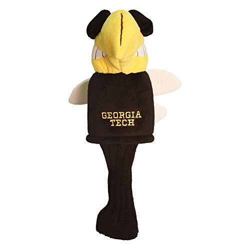 NCAA Georgia Tech Yellow Jackets Mascot Head (Tech Driver Headcover)