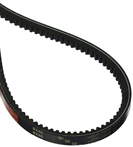 Gates BX46 Tri-Power Belt, BX Section, BX46 Size, 21/32